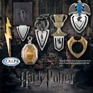 Harry Potter - Segnalibri Collezione Horcrux