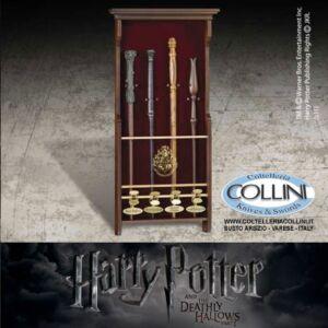 Harry Potter - Espositore Da Muro per 4 Bacchette Magiche