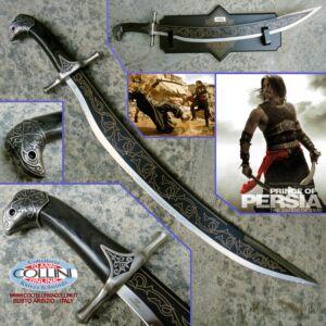 United - Prince of Persia - Black Shamshir of Dastan UC2679 - prodotto ufficiale