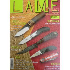 Lame d'autore - Numero 30 - Aprile/Maggio Giugno 2006 - rivista