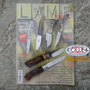 Lame d'autore - Numero 42 - Dicembre Anno 2008  - rivista