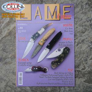 Lame d'autore - Numero 44 - Aprile - Anno 2009  - rivista