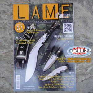Lame d'autore - Numero 51 - Marzo - Anno 2011  - rivista