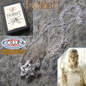 The Hobbit - Galadriel Ring Pendant - collana ufficiale