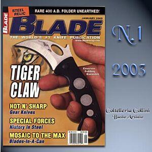 Rivista - Blade - Gennaio 2003 - °RC