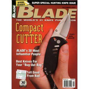 Rivista - Blade - Ottobre 2003 - °RC