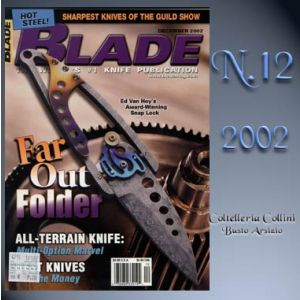 Rivista - Blade - Dicembre 2002 - °RC