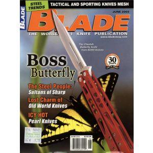 Rivista - Blade - Giugno 2003 - °RC