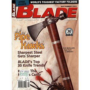 Rivista - Blade - Settembre 2003 - °RC