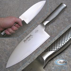 Global - G29 - Meat and Fish Knife - 18cm - coltello cucina