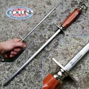 Wusthof Germany - Classic - acciaino in acciaio sezione ovale - 4462 - coltello