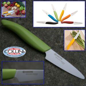 Kyocera - Ceramica Kyo Fine White - Paring Knife 7,5 cm coltello ceramica (coltelli cucina)