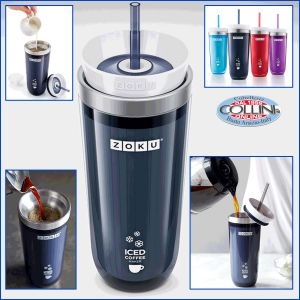 Zoku - Ice Coffee Maker - Idea regalo