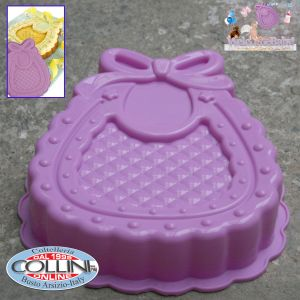 Pavoni - Silicone cake mold Welcome Baby
