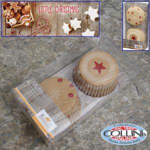 Birkmann - Set pirottini per muffin 48 pezzi - Natale