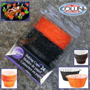 Wilton - cups 24 pieces - halloween