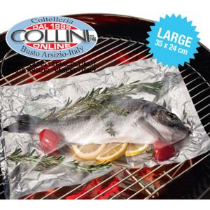 Schonhuber - 8 Bags for cooking on grill and oven -BBQ