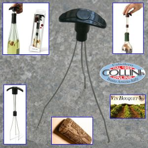 Vin Bouquet - Extractor wine stoppers