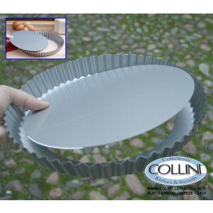 Patisse - Ouverture tarte antiadhésif. CM. 30 - Silver Top