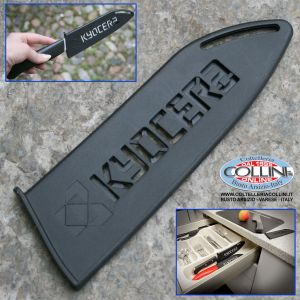 Kyocera - Blade Guard - Copri lama ceramica da cm. 16-18