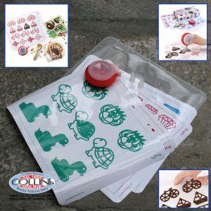 Lékué - Kit Decomat Kids - Silicone