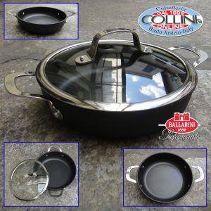 Ballarini -  ALBA casserole 2 handles with lid cm. 28 - induction