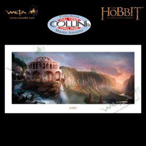 Weta Worshop - Alba al Bianco Consiglio di Rivendell - Lo Hobbit