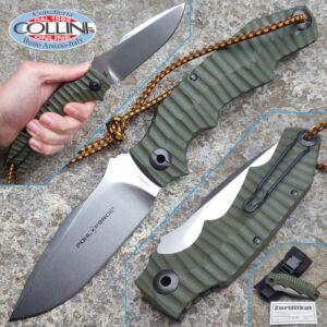 Pohl Force - Alpha Two Plain Edge - Survival Version 1022 - coltello