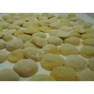 Made in Italy - Stampo liscio per anolini 8 cm.- cucina