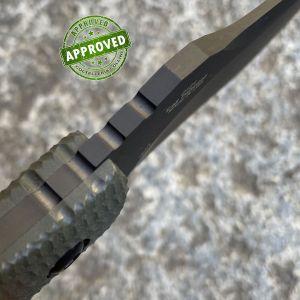 Zero Tolerance - Strider Fixed Blade Ranger Green knife - ZT0121 - COLLEZIONE PRIVATA