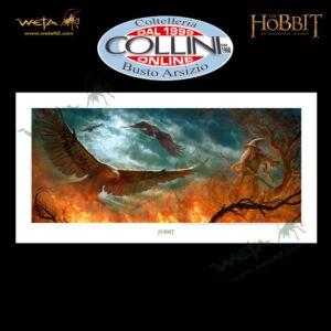 Weta Worshop - Il Salvataggio Delle Aquile - Lo Hobbit