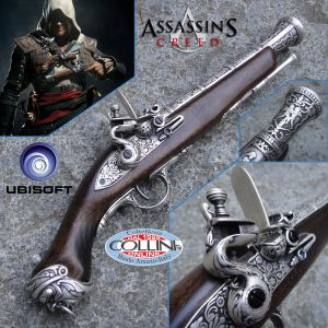 Assassin's Creed - Pistola a Trombone di Edward Kenway - Ubisoft