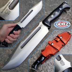 Bark River, Barkriver, North Star, Northstar, A2, Green Canvas Micarta, Micarta, Verde, Green, 06-137M-GC, coltello, caccia, coltello da caccia