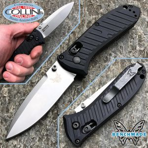 Benchmade - 570 Manual Presidio II - Satin - coltello