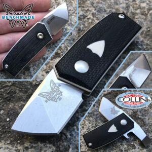 Benchmade - 570SBK Manual Presidio II - Black Serrated - coltello