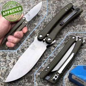 Benchmade - Mangus by Marlowe knife - COLLEZIONE PRIVATA - 53 - coltello