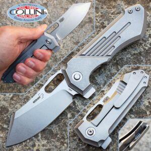 ESEE Knives - Zancudo - Black G10 - BRKR1 - coltello