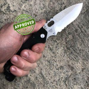 Buck - Strider Tarani Folding Spear Point ATS34 e G-10 - USATO - coltello