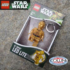 LEGO, Star Wars, Portachiavi LED, Stormtrooper, torcia a led
