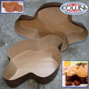 Decora - Forma in carta per cottura colombe 2pz. 1000 gr