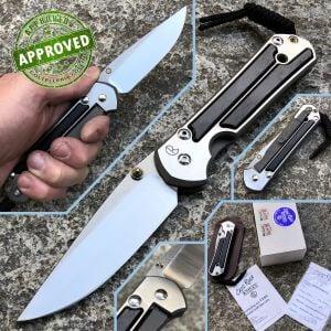 Chris Reeve - Large Sebenza 21 knife - COLLEZIONE PRIVATA - African Blackwood - coltello