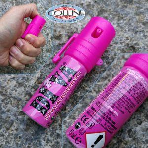 ASP - Palm Defender - Nero - Spray antiaggressione a base di peperoncino