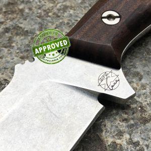 """DPX Gear - H.E.F.T. 4"""" Woodsman knife Fixed Blade - COLLEZIONE PRIVATA - coltello"""