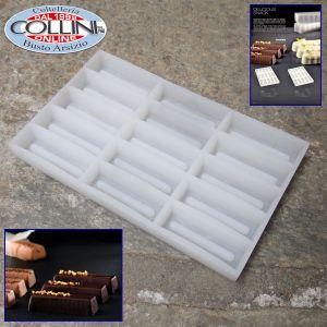 Pavoni - Stampo per snack in silicone - Delicius Snack DS01