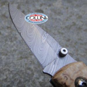 Fox - Voyager - Damasco e Betulla - 2499DB - coltello