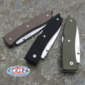 Lion Steel - Big Opera - Green G10 by Max - 8810GN