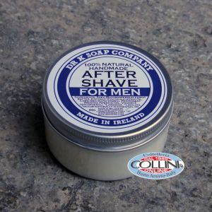 Dr. K Soap Company - Peppermint After Shave 60g - Made in Ireland