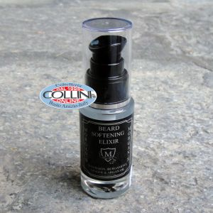 Morgan's - Beard Softening Elixir - Made in UK