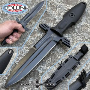 ExtremaRatio - Pugio SE Black - Filo Singolo - coltello