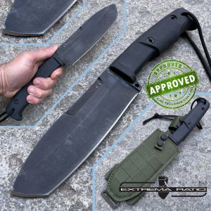 ExtremaRatio - Selvans Desert + Survival Kit coltello machete